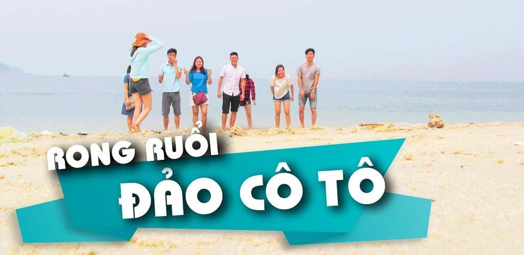 Combo tour du lịch Cô Tô – thỏa sức trải nghiệm đảo ngọc xinh đẹp chi phí tiết kiệm