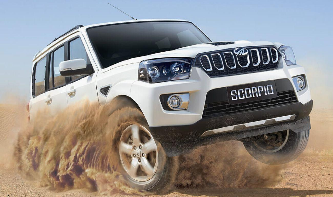 BS6 Mahindra Scorpio Details Revealed, No 4WD On Offer