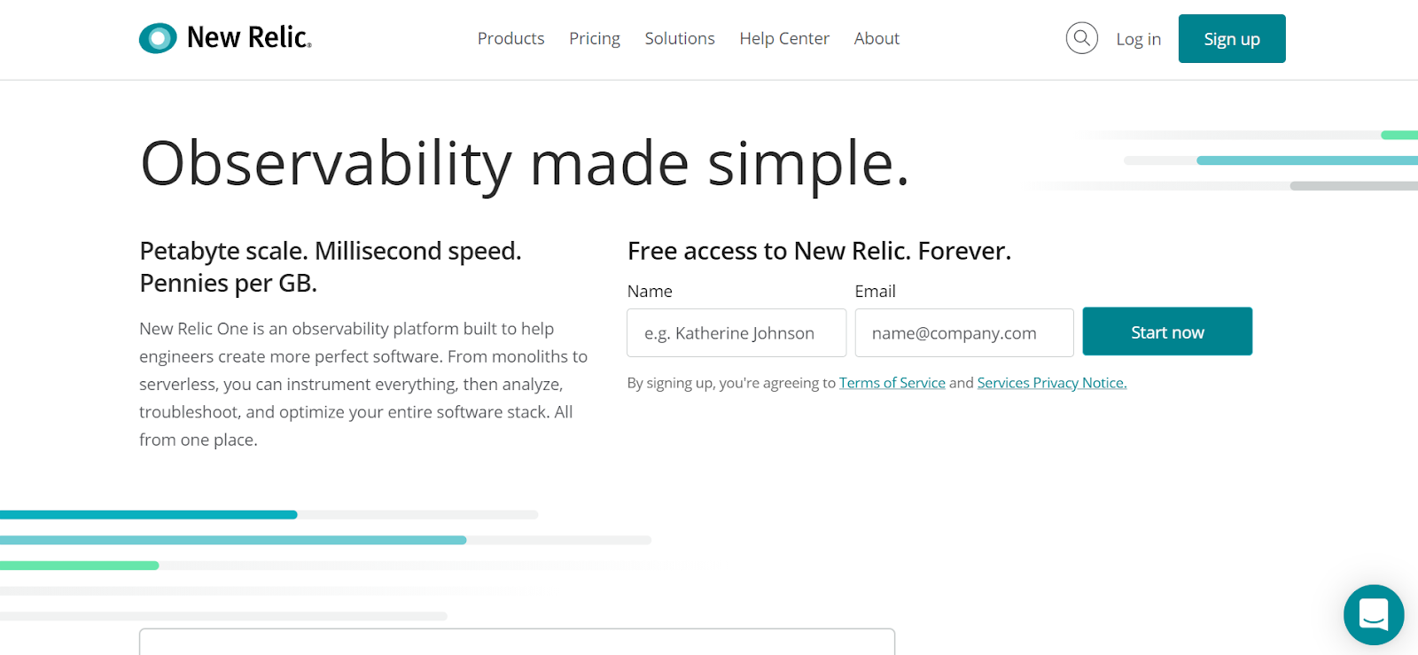 New Relic is one of the best Application Performance Monitoring Tools in the market