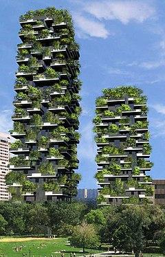 Bosco Verticale towers in Milan, Italy 02.jpg