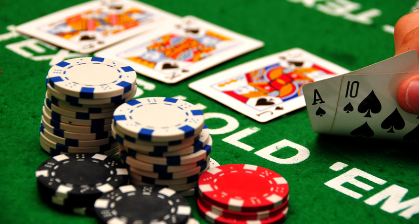 luật chơi poker