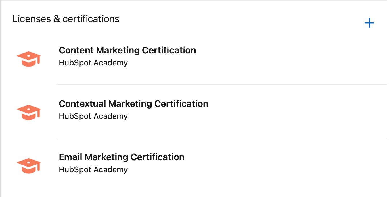 Certyfikacje HubSpot dla marketerów