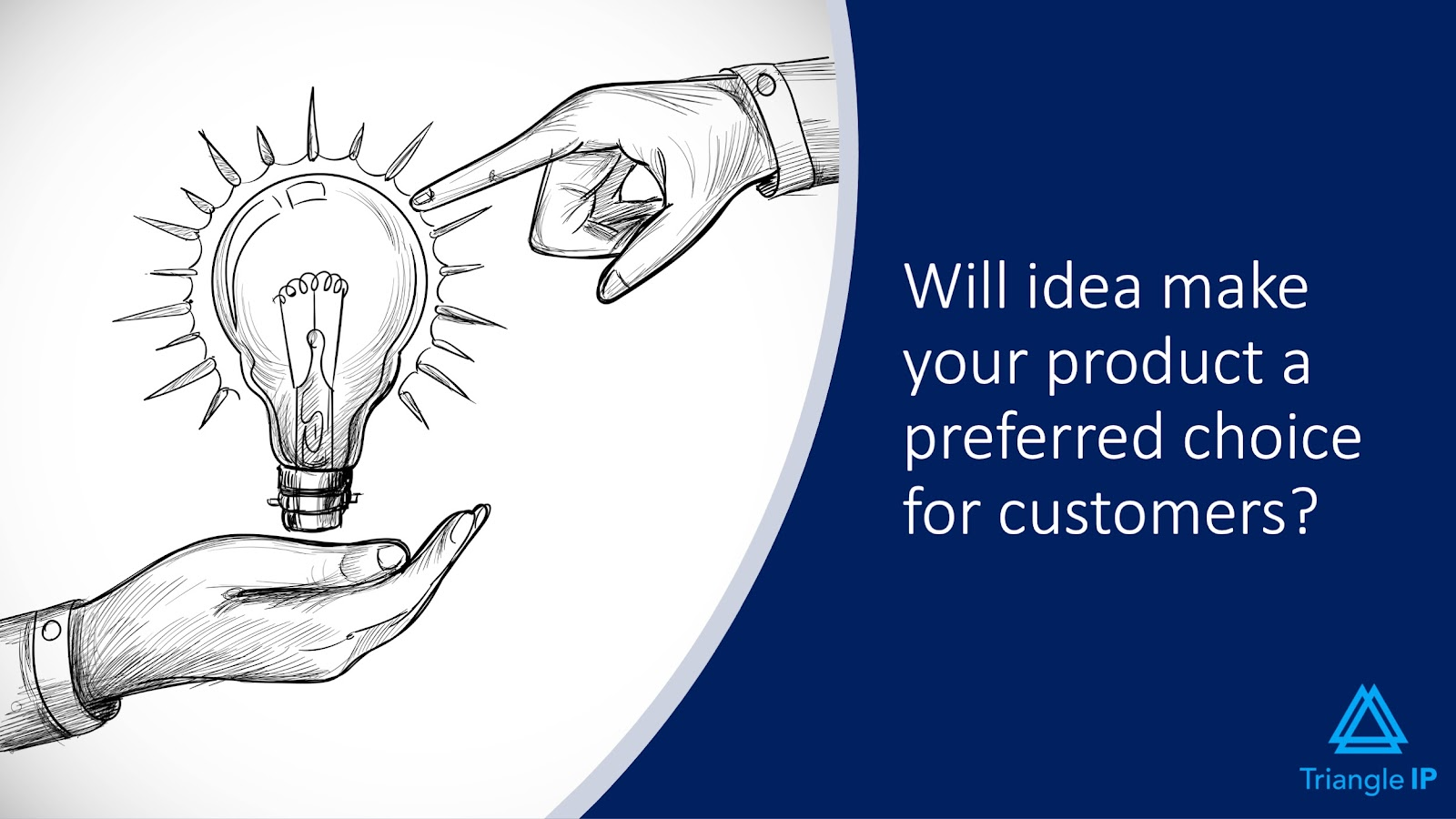 Evaluating Ideas for Patentability | Q1 - Will idea make your product a preferred choice for customers?