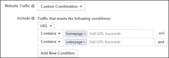 URL customization settings