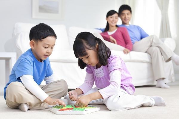 5 điều cần làm để giúp con luôn vui khỏe – kiến thức làm cha mẹ