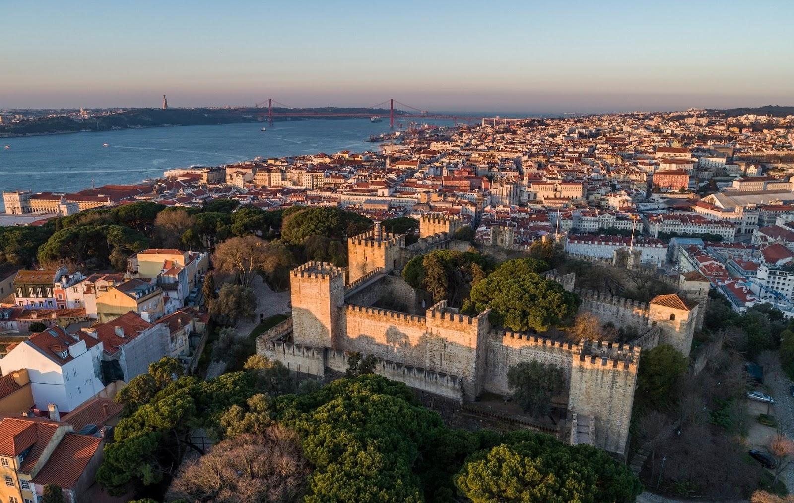 Castelo de São Jorge já reabriu ao público - Lisboa Secreta