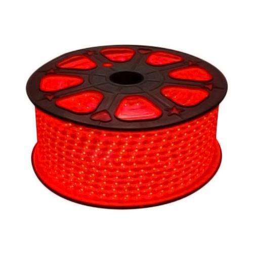 Đèn led dây Duhal cao áp ánh sáng đỏ LDD01 6W 50m