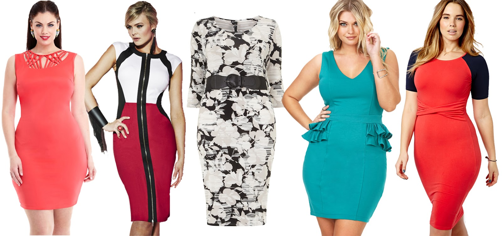 Be The Ultimate Style Goddess : Don A BodyCon Dress Now!