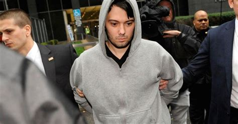 Martin Shkreli sent to federal prison after judge denies ...