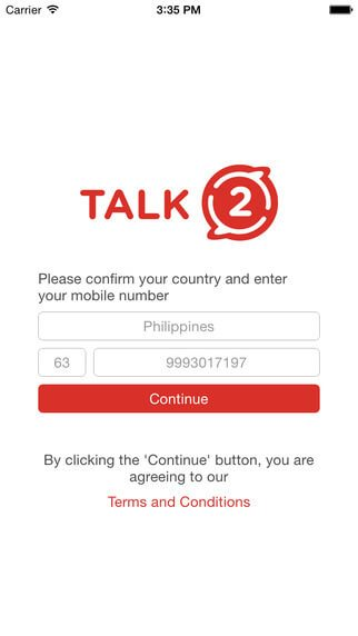 free phone number