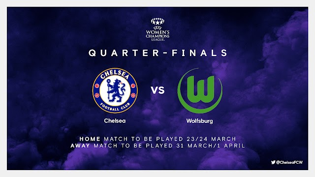 A prova de fogo das Blues: Chelsea x Wolfsburg