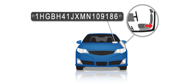 Find Out About Car's History with Vehicle Identification Number