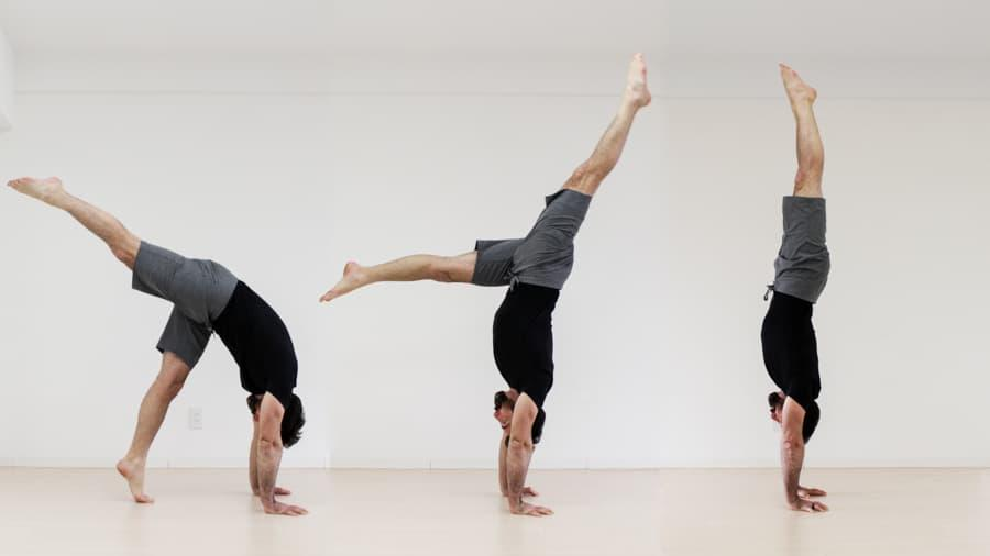 How to Do a Handstand Workout