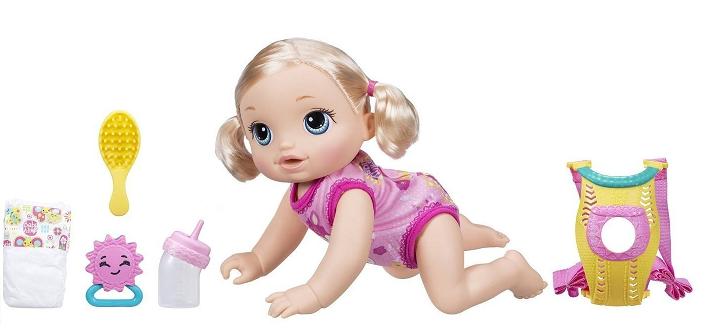 e17b4ebada Como comprar boneca Baby Alive nos EUA e receber no Brasil