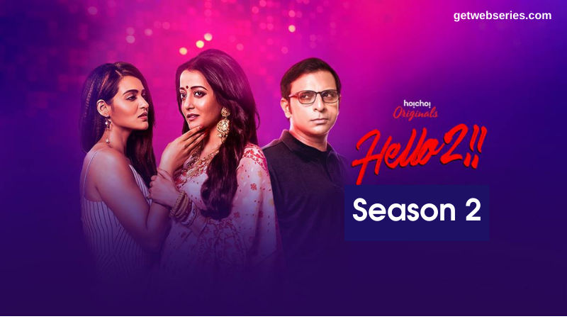 watch and download Hello Web Series Season 2 All Episodes
