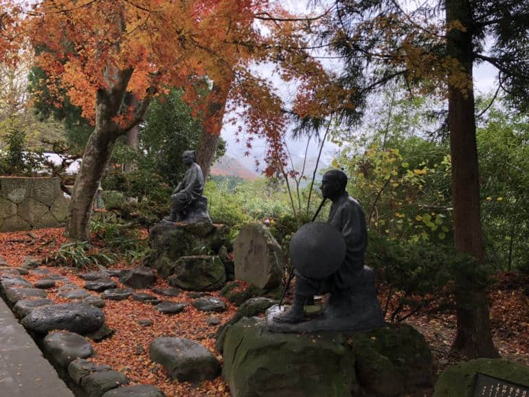 Kyoto autumn leaves