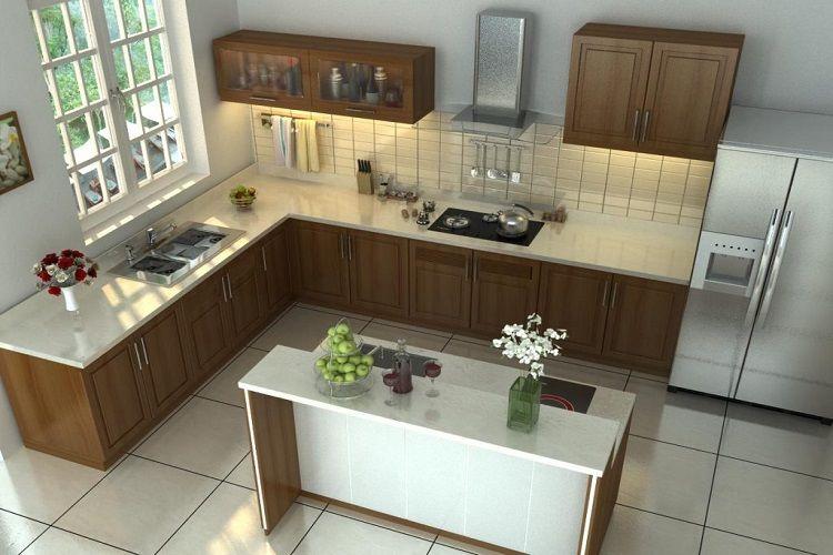 Một lưu ý khi thiết kế nội thất nhà bếp theo phong thủy