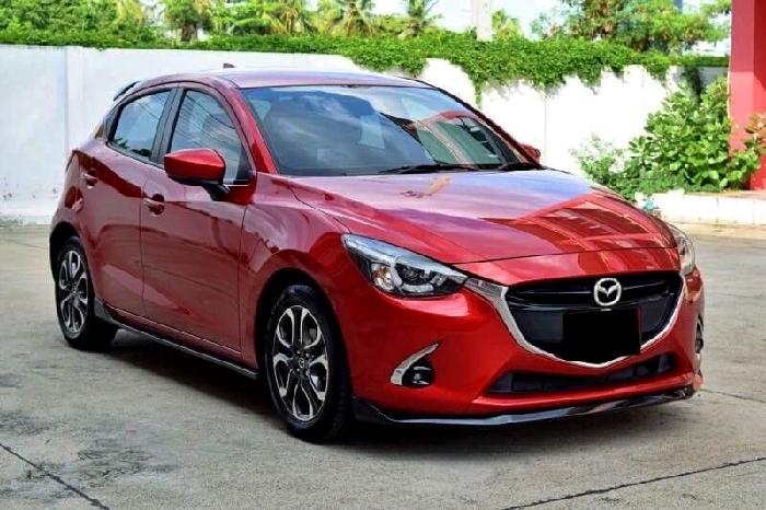Mazda 2 รุ่นท็อป มีราคามือสองถูกกว่าแสน
