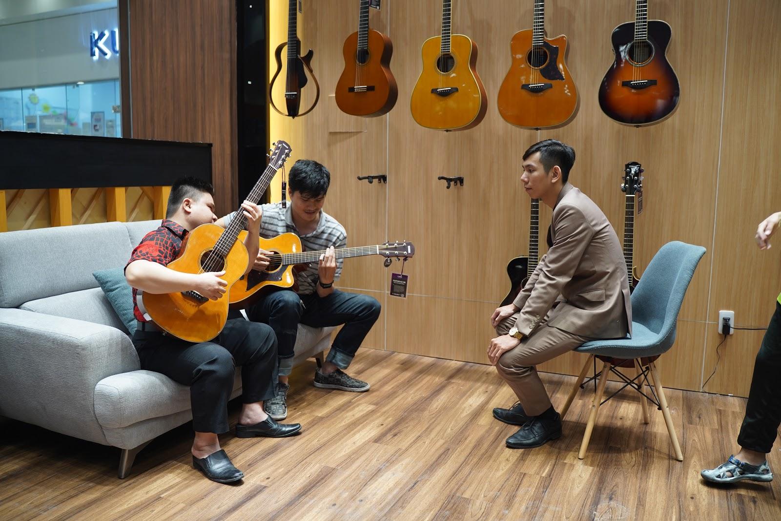 học guitar lead