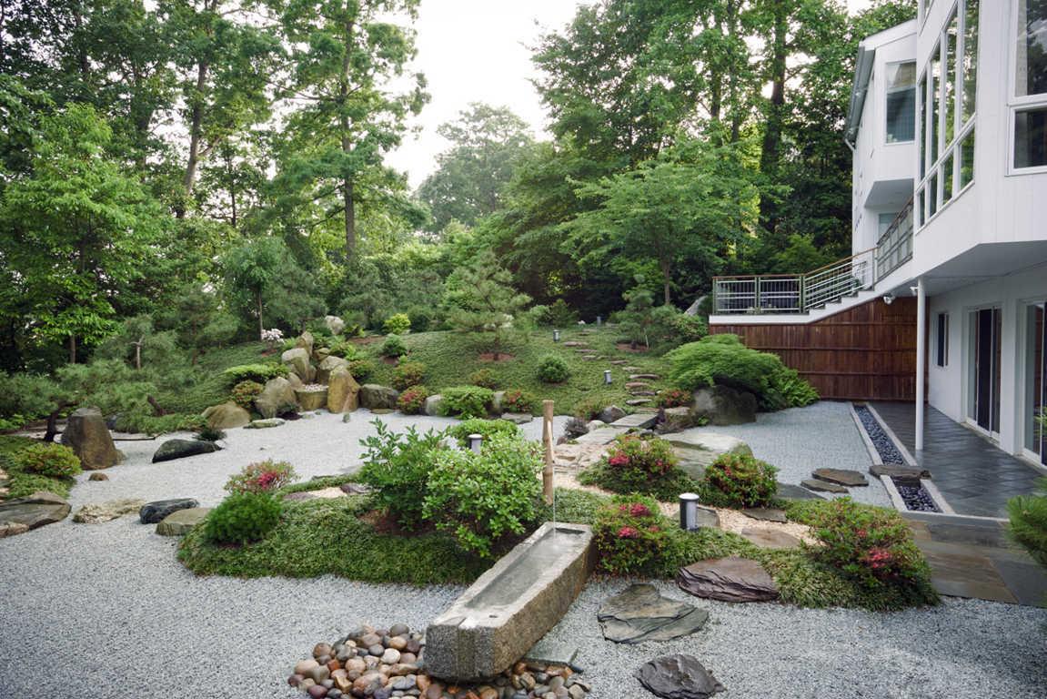 40 Desain Minimalis Taman Ala Jepang Di Rumah