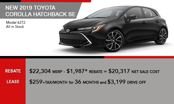 On Approved Credit, Through Toyota Financial Services, Security Deposit  Waived, And Mileage Penalties. See Dealer For Complete Details.