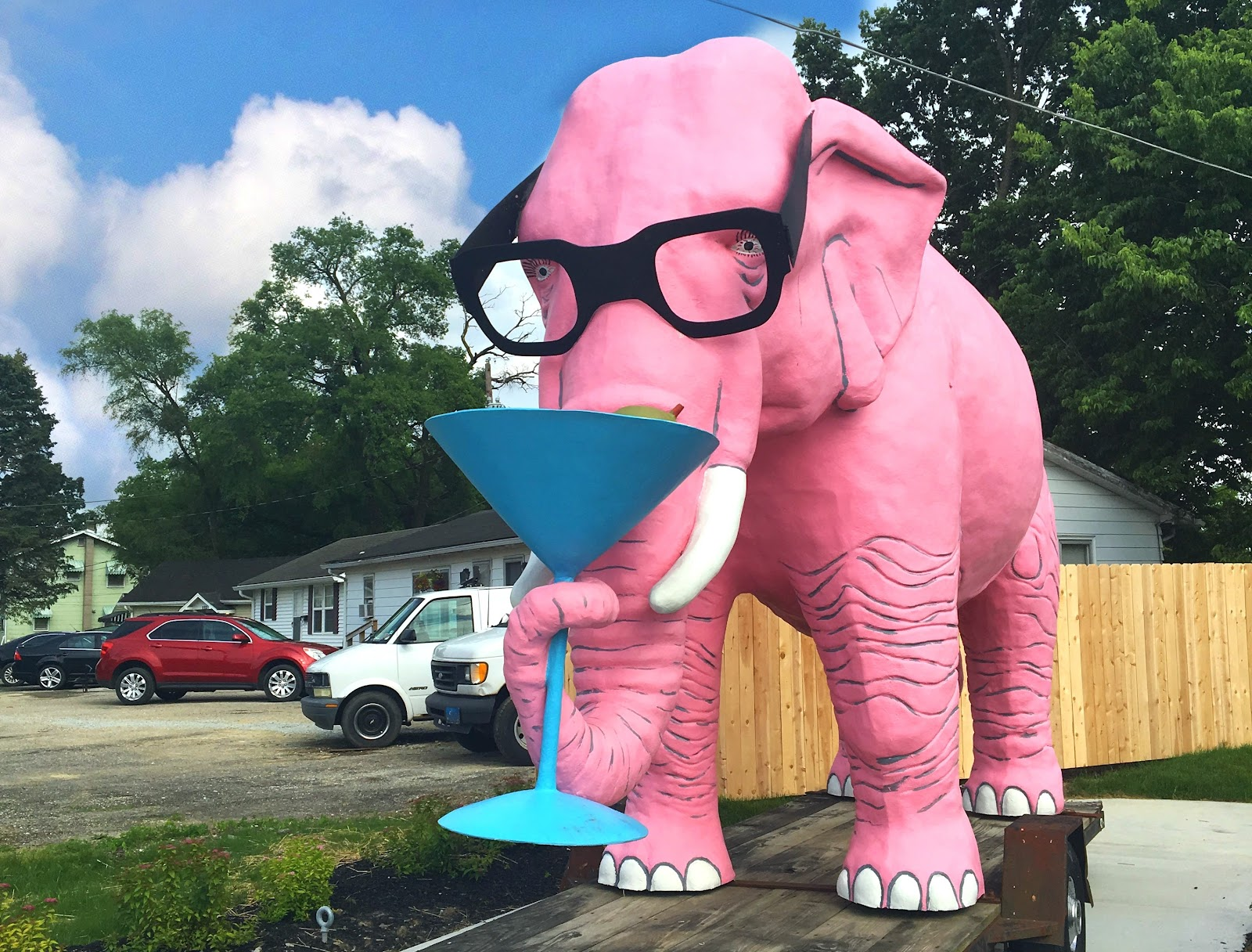 Indiana roadside attractions