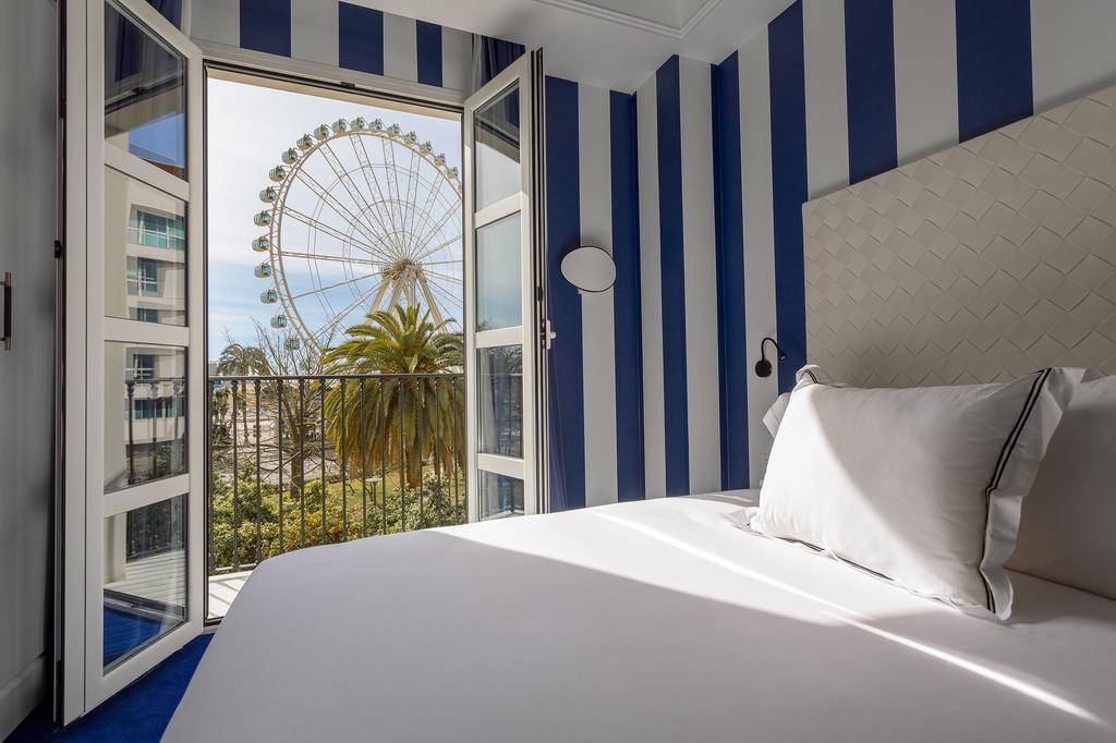 Habitación Hotel Málaga Capital