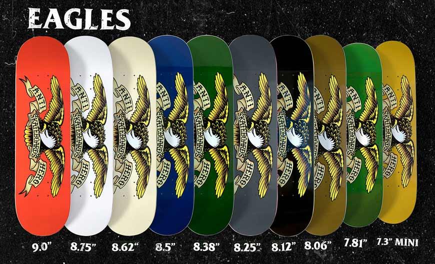 Planche-Antihero-Skateboards