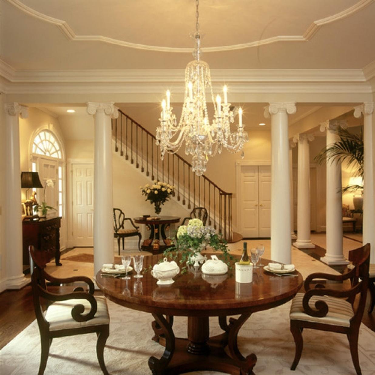 Rumah bergaya American style – source: crismatec.com