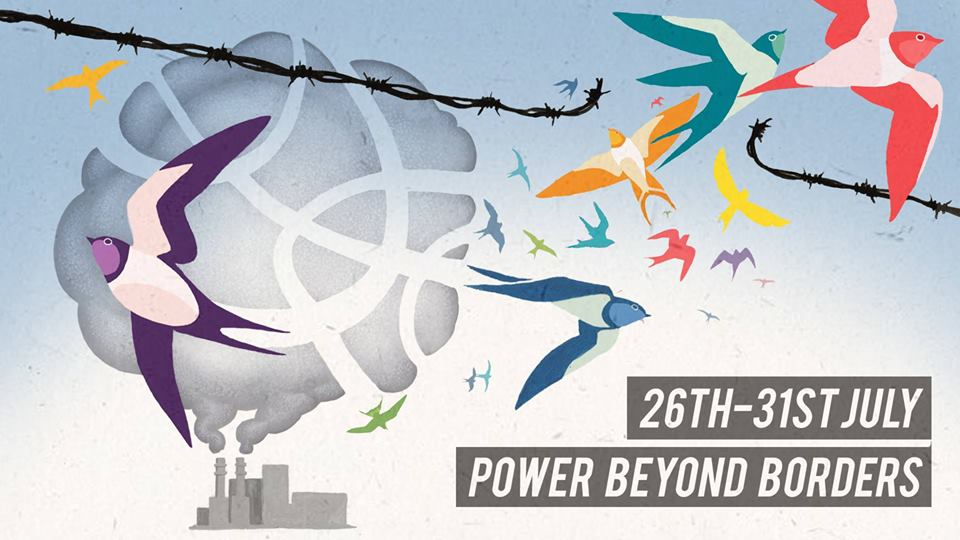 26th-31st July - Power Beyond Borders.