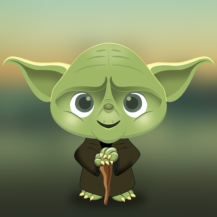 Free illustration: Yoda, Star Wars, Jedi, She Makes - Free Image ...
