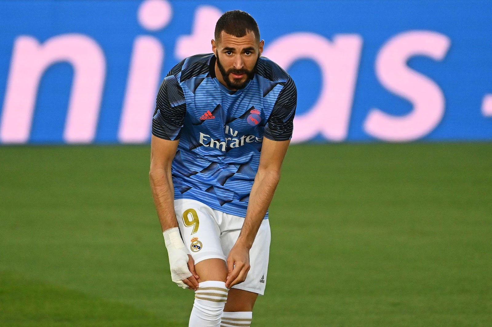 Real Madrid's Karim Benzema faces trial in sex tape scandal