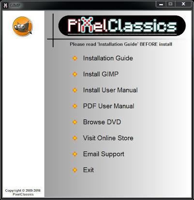 user manual gimp pdf