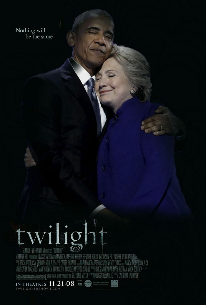 Hillary and Obama, Hillary, Obama, Fodder For Memes, Memes, Memes On Hillary And Obama