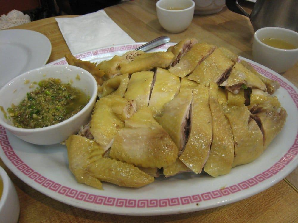 Photo of Ying Kee Restaurant - Oakland, CA, United States. The Chicken