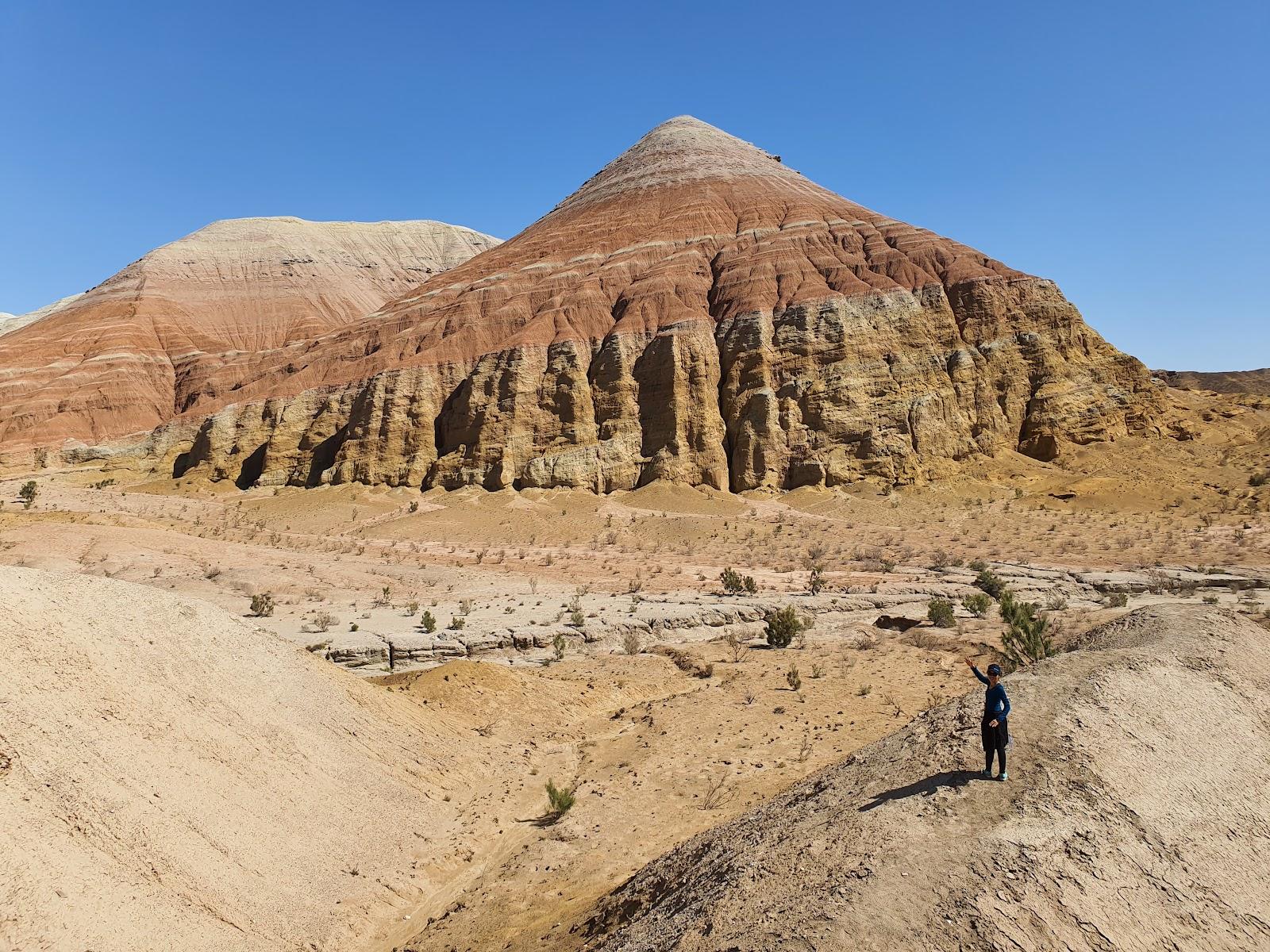 Aktau mountain