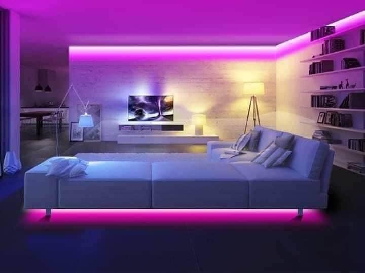 Places for Backlight Accents in Your Home