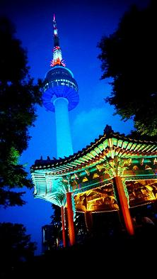 Namsan Seoul Tower - South Korea Tour