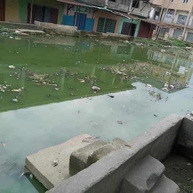 PHOTO NEWS: NKPOLU FLOODING IS STILL HORRIBLE