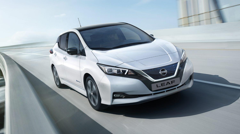citadine électrique Nissan LEAF