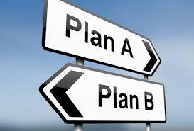 نتيجة بحث الصور عن Plan a plan b