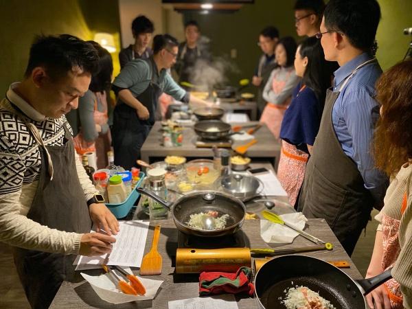 台北-烹飪教室-wayne的口嗜心飛料理實驗室