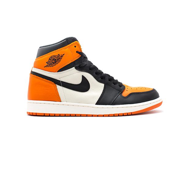 Không thể phủ nhận nét chảnh của Nike Air Jordan 1 Shattered BackBoard