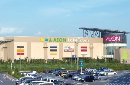 イオンの超大型・大型ショッピングモール|人気おすすめランキング