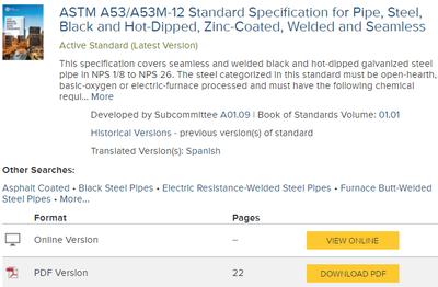 ASTM - Resultado de Busca
