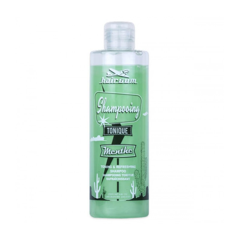 Riano: Pánský šampon na vlasy s mátou Hairgum