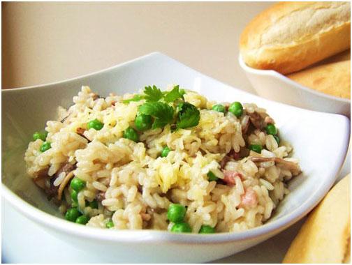 Các món ăn của Ý rất đơn giản, dễ dàng có thể nấu và thưởng thức.