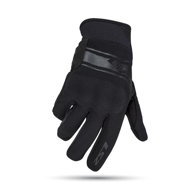 Găng tay bảo hộ LS2 Dart Man được thiết kế với phần gù bảo vệ ở mu, lòng bàn tay