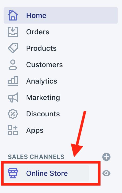 buy Shopify URL