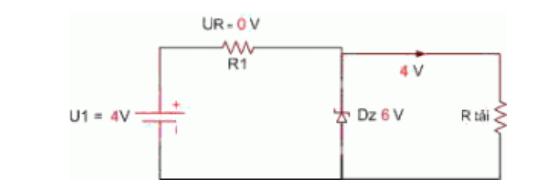 ứng dụng của diode zener